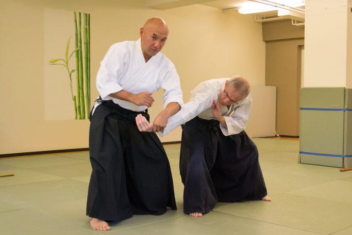 Ausrüstung für Aikido